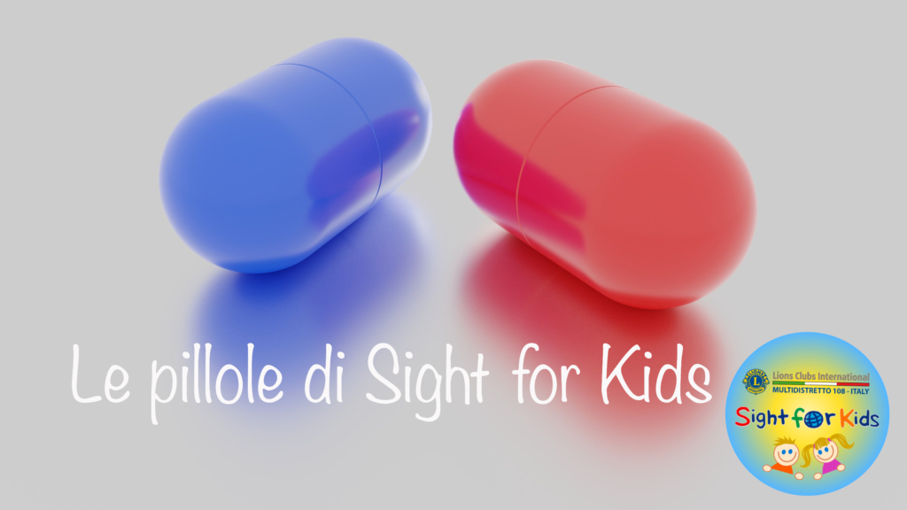 Le Pillole di Sight for Kids